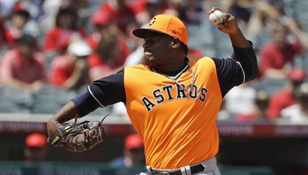 Los Angeles Dodgers at Houston Astros Betting Picks