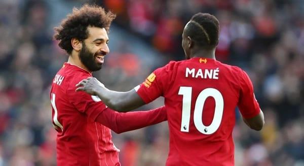 Salah & Mane Liverpool