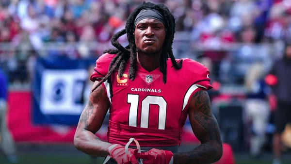 DeAndre Hopkins Cardinals WR