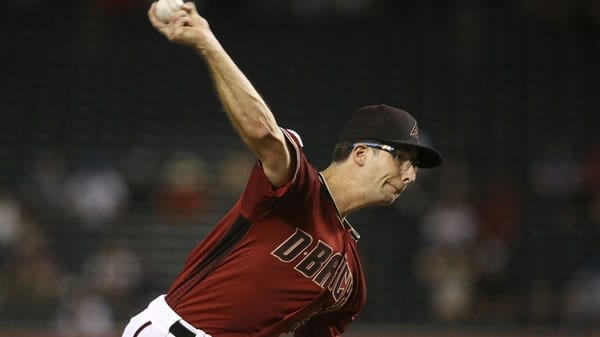 Zac Gallen Arizona Diamondbacks
