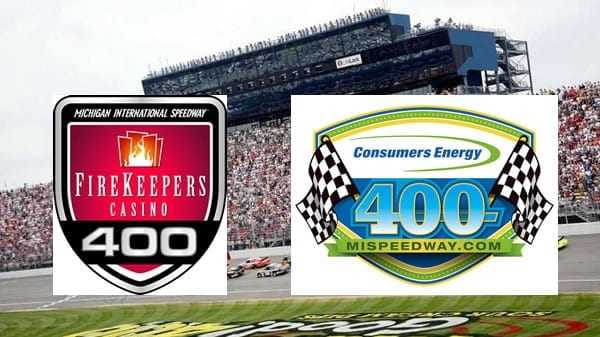 FireKeepers Casino 400 & Consumers Energy 400