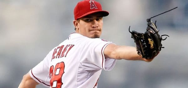 Andrew Haney Angels Pitcher