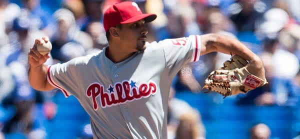 Zach Eflin Phillies Starting Pitcher