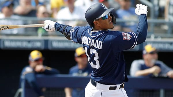 Manny Machado Padres
