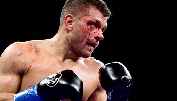 Sergey Derevyanchenko Boxer