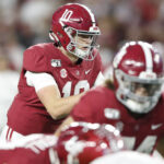 Mac Jones Bama QB