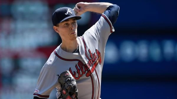 Max Fried Braves Starting Pitcher