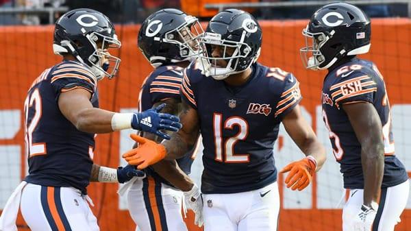 Allen Robinson II Bears WR