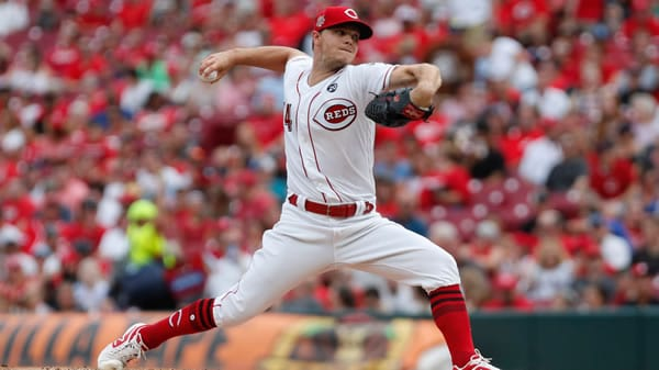 Sonny Gray Reds Starting Pitcher