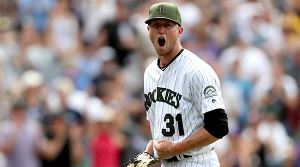 Kyle Freeland Rockies