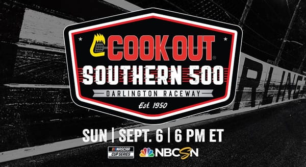 Cook Out Southern 500 Race
