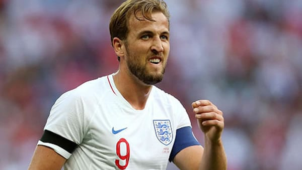 Harry Kane Striker England