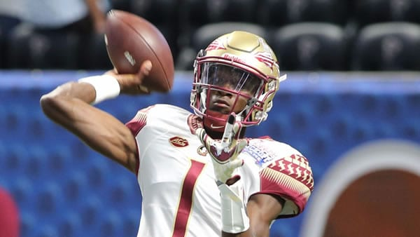 Florida State QB James Blackman