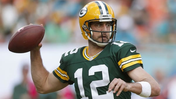 Aaron Rodgers QB Packers