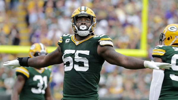 Za'Darius Smith Packers OLB