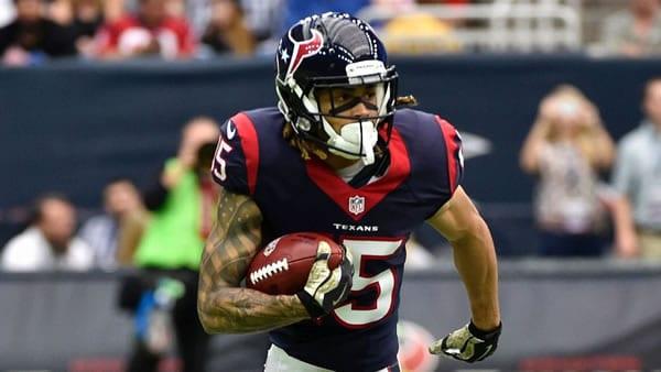 Will Fuller V Texans WR