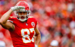 Travis Kelce TE Chiefs