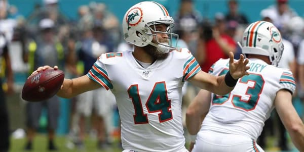 Ryan Fitzpatrick Miami QB