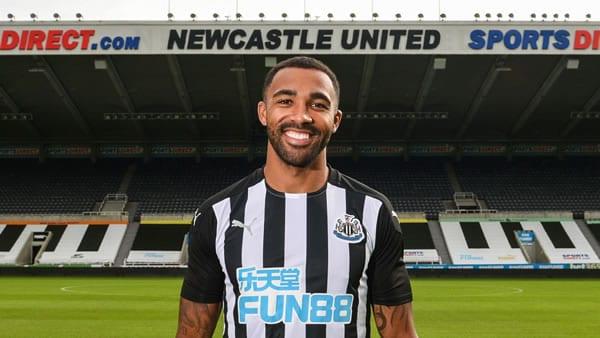 Callu, Wilson Newcastle