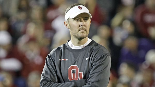 Lincoln Riley Head Coach Oklahoma