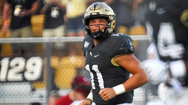 Ucf Vs Georgia Tech Pick 9 19 20 College Football Predictions