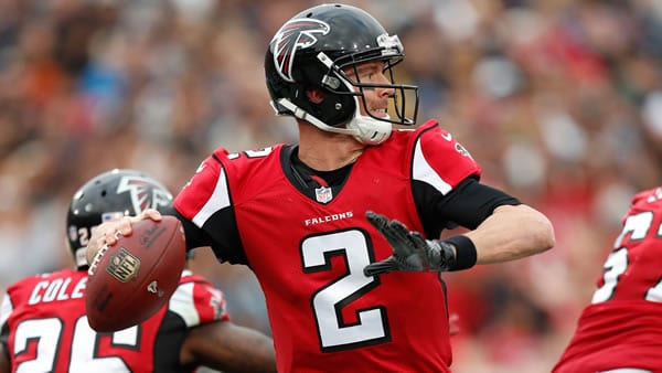 Matt Ryan Falcons QB
