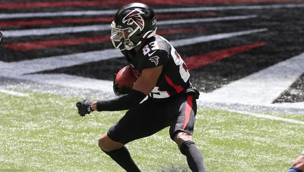 Russell Gage Falcons WR