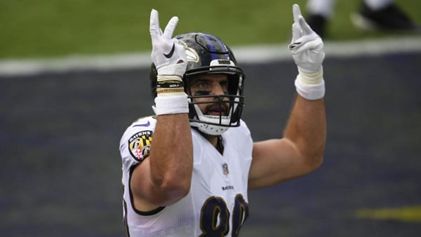 Mark Andrews Ravens TE