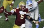 Phil Jurkovec QB Boston College