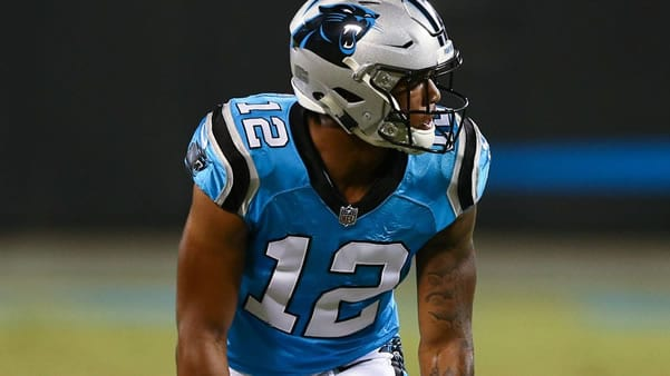 DJ Moore Panthers WR