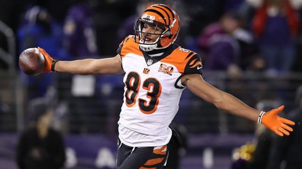 Tyler Boyd WR Bengals