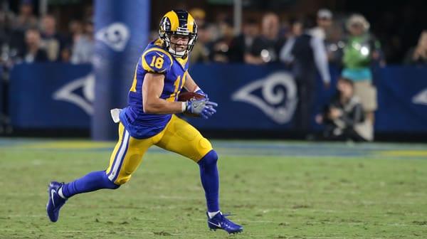 LA Rams Cooper Krupp