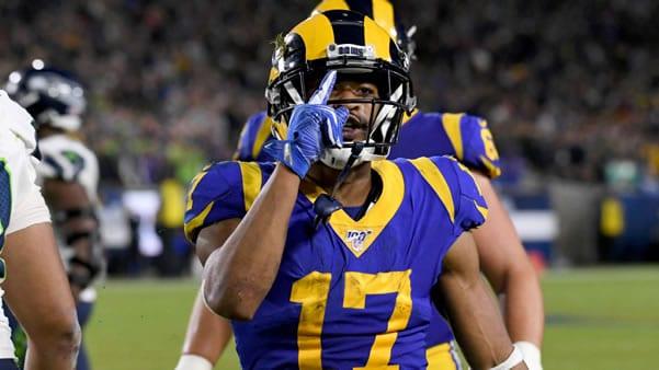 Seahawks vs. Rams Week 10 Pick
