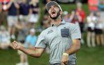 Max Homa PGA Golf