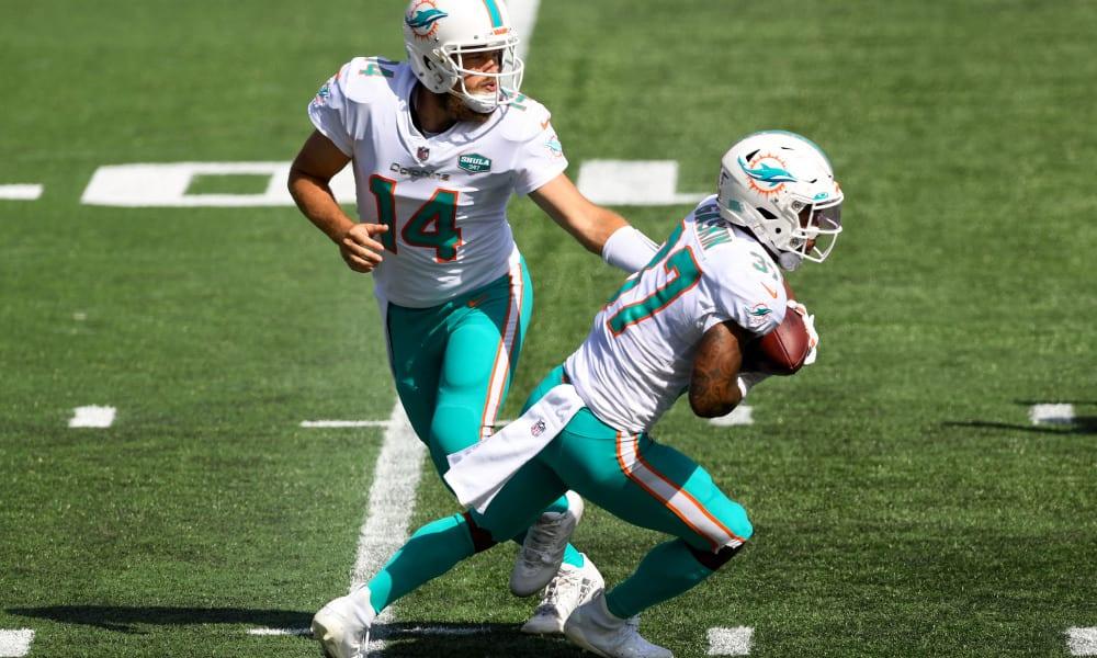 Myles Gaskin Dolphins RB