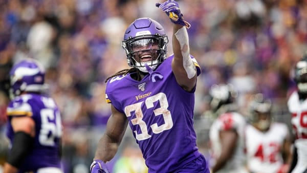 Dalvin Cook Vikings RB