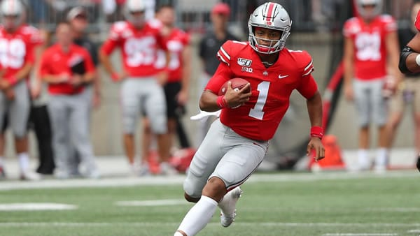 Justin Fields QB Ohio State
