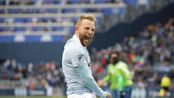 Johnny Russell Sporting KC