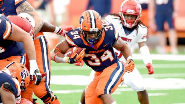 Sean Tucker Syracuse RB