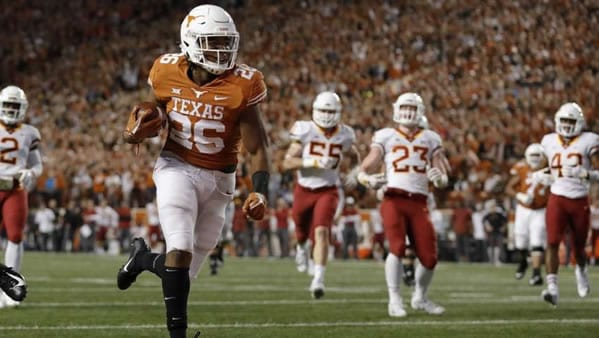 Big 12 Picks: Texas Longhorns vs. Oklahoma Sooners