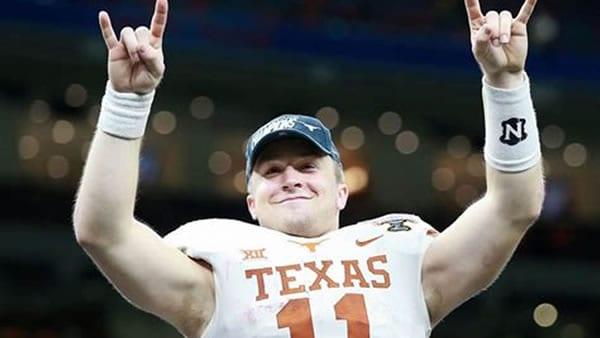 Sam Ehlinger QB Texas
