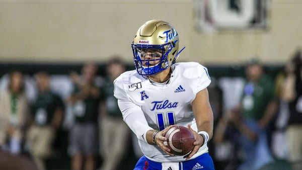 Zach Smith QB Tulsa