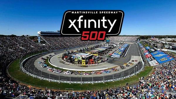 Xfinity 500 Race