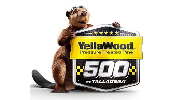YellaWood 500 Race