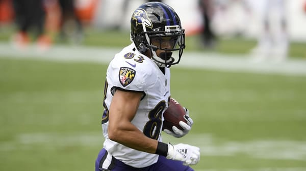 Willie Snead Ravens WR