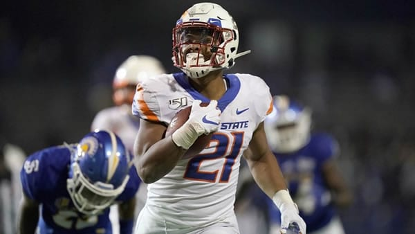 BYU Cougars vs. Boise State Broncos Pick ATS 11/6/20