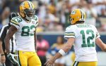 Packers WR Valdez-Scatling & QB Rodgers