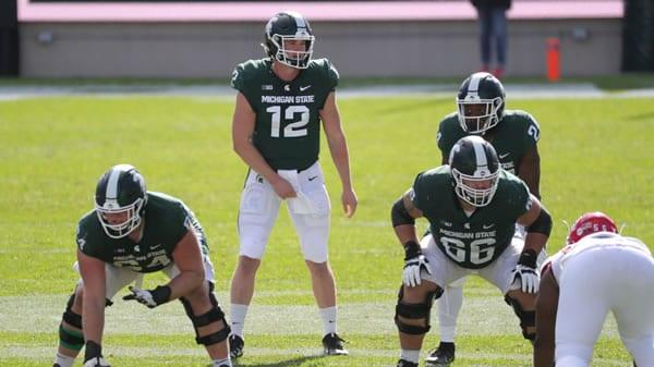 Rocky Lombardi Spartans QB