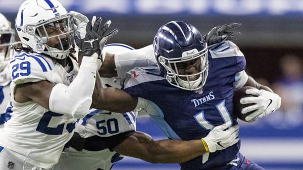 TNF Pick: Colts vs. Titans 11/12/20