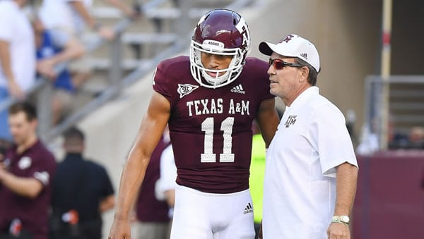 Kellen Mond QB Texas A&M